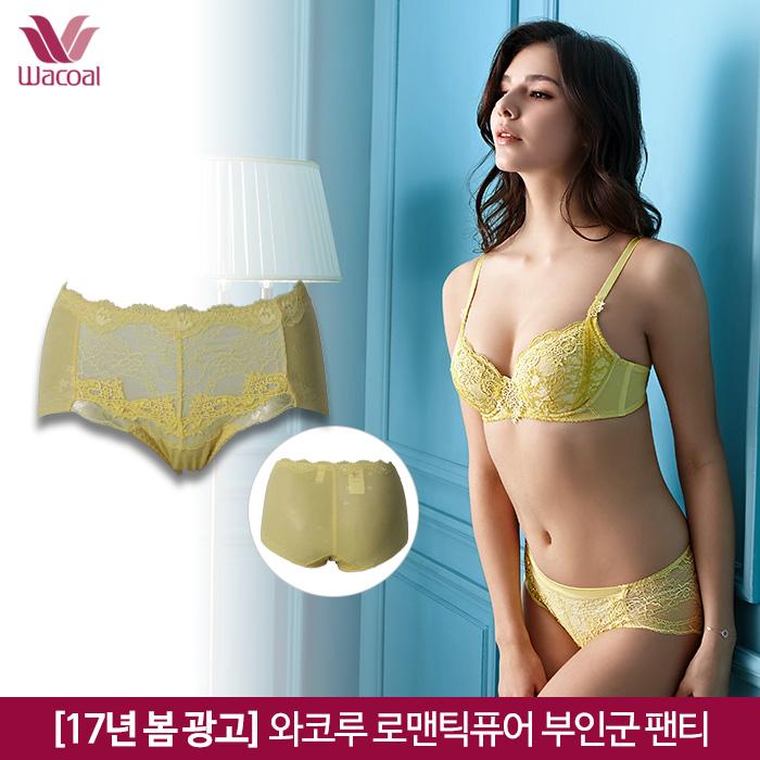 [17년 봄 광고]와코루 로맨틱퓨어 부인군 팬티